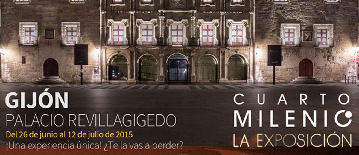 La exposici n de 39 cuarto milenio 39 en gij n se estrena con for Expo cuarto milenio valencia