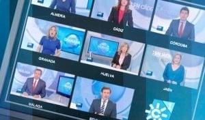Audiencias autonómicas: 'Noticias 1', de Canal Sur, lidera con un 15,3% de share
