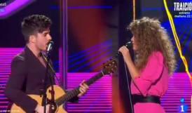 Vídeo: Así fue la actuación de Amaia y Roi en 'OT'