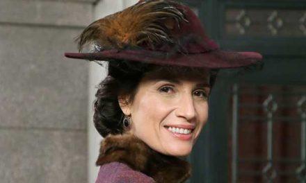 Elia Galera, la actriz que interpreta a Silvia Reyes en 'Acacias 38'