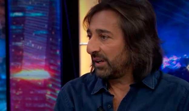 Antonio Carmona afirma, en 'El Hormiguero 3.0', que vió a Ángel Nieto a los pies de su cama