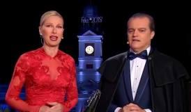 Así fueron las campanadas 2017-2018 en TVE