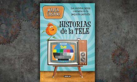 Canción anuncio del libro 'Historias de la tele'