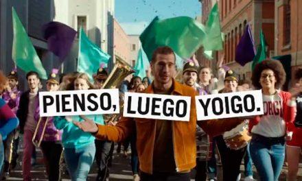 Actor del anuncio de Yoigo