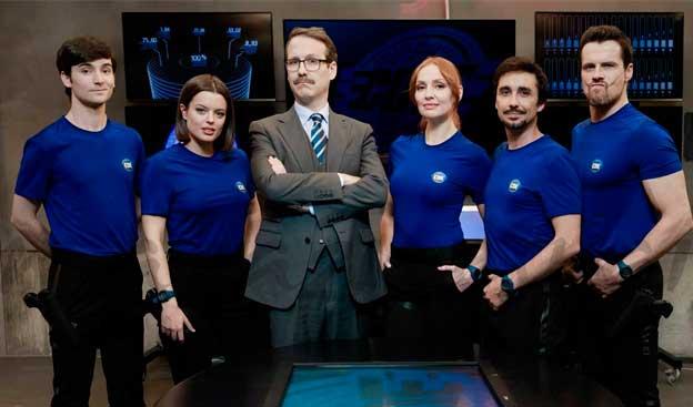 Opiniones del estreno de la serie 'Cuerpo de élite'