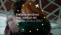 """Canción anuncio Iberia """"Puntualidad"""""""