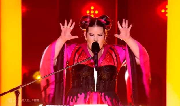 Las canciones más votadas en Eurovisión 2018