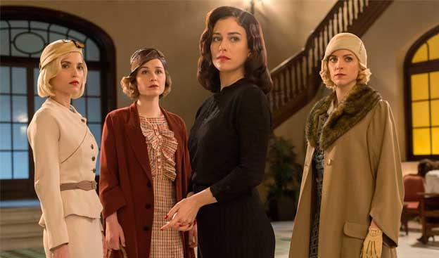 ¿Cuándo se estrena la tercera temporada de 'Las Chicas del Cable'?