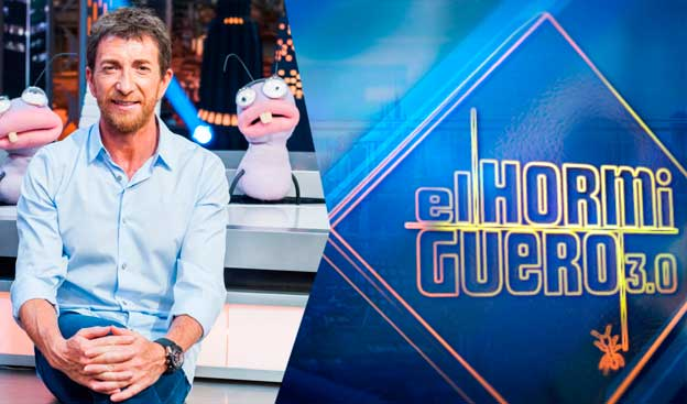 Canción anuncio nueva temporada de 'El Hormiguero 3.0'
