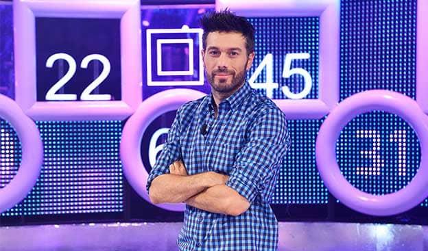 Dani Martínez deja de presentar 'El concurso del año'