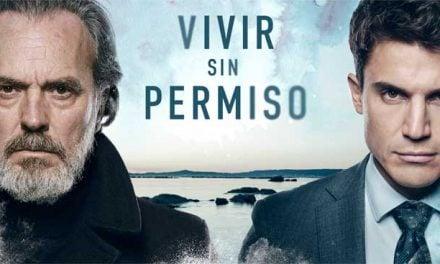 ¿Cuántos capítulos tiene 'Vivir sin permiso', la serie de Telecinco?