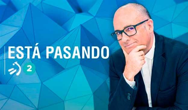 Audiencias autonómicas: 'Está Pasando' obtuvo el dato más alto de la temporada