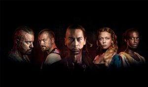 ¿Cuántos capítulos tiene la segunda temporada de 'Jamestown'?