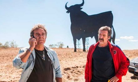 ¿Dónde se rodó la serie 'Matadero' de Antena 3?