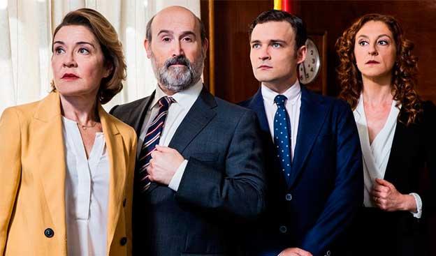 Los primeros estrenos de series para el 2019