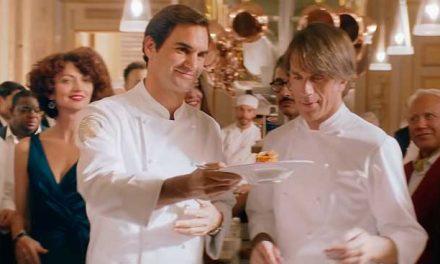 Canción del anuncio de pasta Barilla con Roger Federer