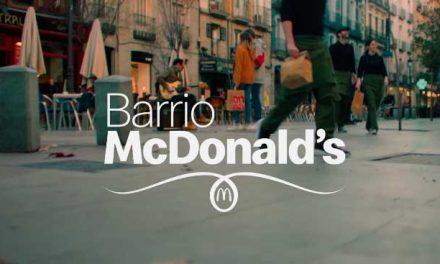 Canción del anuncio Barrio McDonald's 2019
