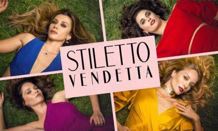 ¿Cuántos capítulos tiene 'Stiletto Vendetta', la serie de Divinity?