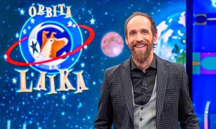 ¿Quién es el presentador de 'Órbita Laika'?