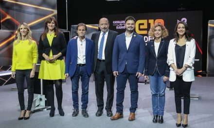 El debate de TV3 barre con un 31,4% de audiencia