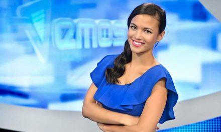 ¿Quién es la presentadora de 'Tvemos'?
