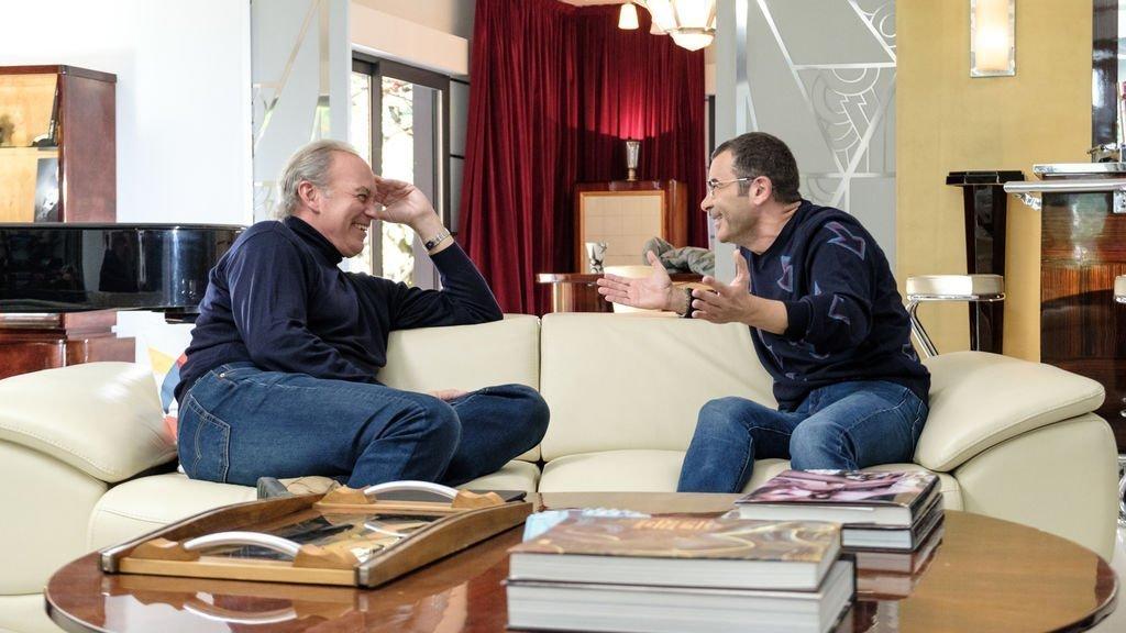 Jorge Javier Vázquez, primer invitado de la nueva temporada de 'Mi casa es la tuya'
