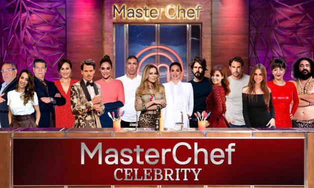 'MasterChef Celebrity 4': estos son los concursantes