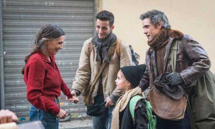 ¿Dónde se grabó 'La Valla', la serie de Antena 3?