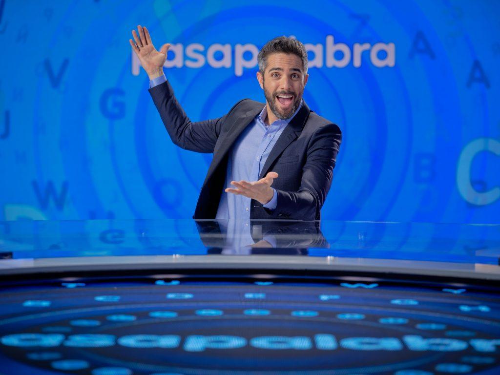 Roberto Leal, presentador de Pasapalabra en Antena 3