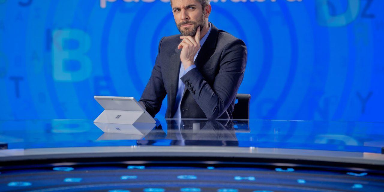 'Pasapalabra' aterriza el lunes en las tardes de Antena 3 con un bote de 100.000 euros
