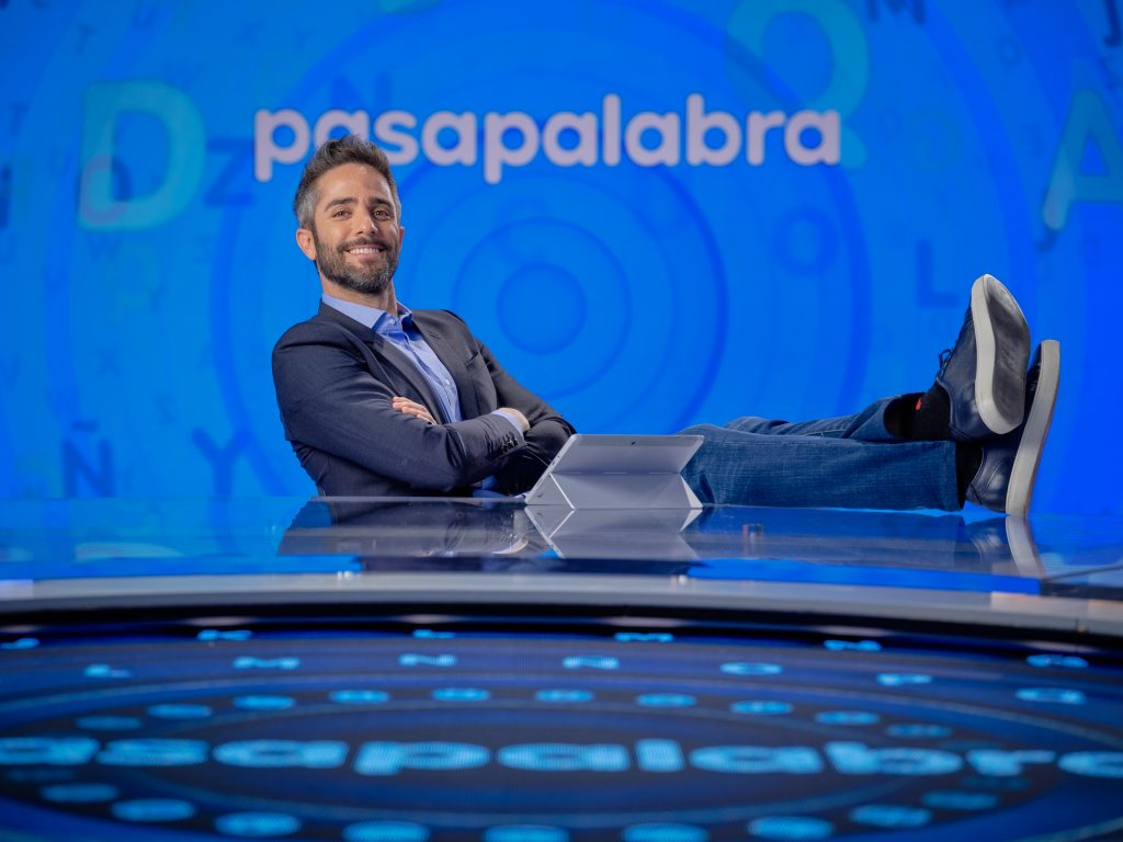 Roberto Leal, presentador de 'Pasapalabra'