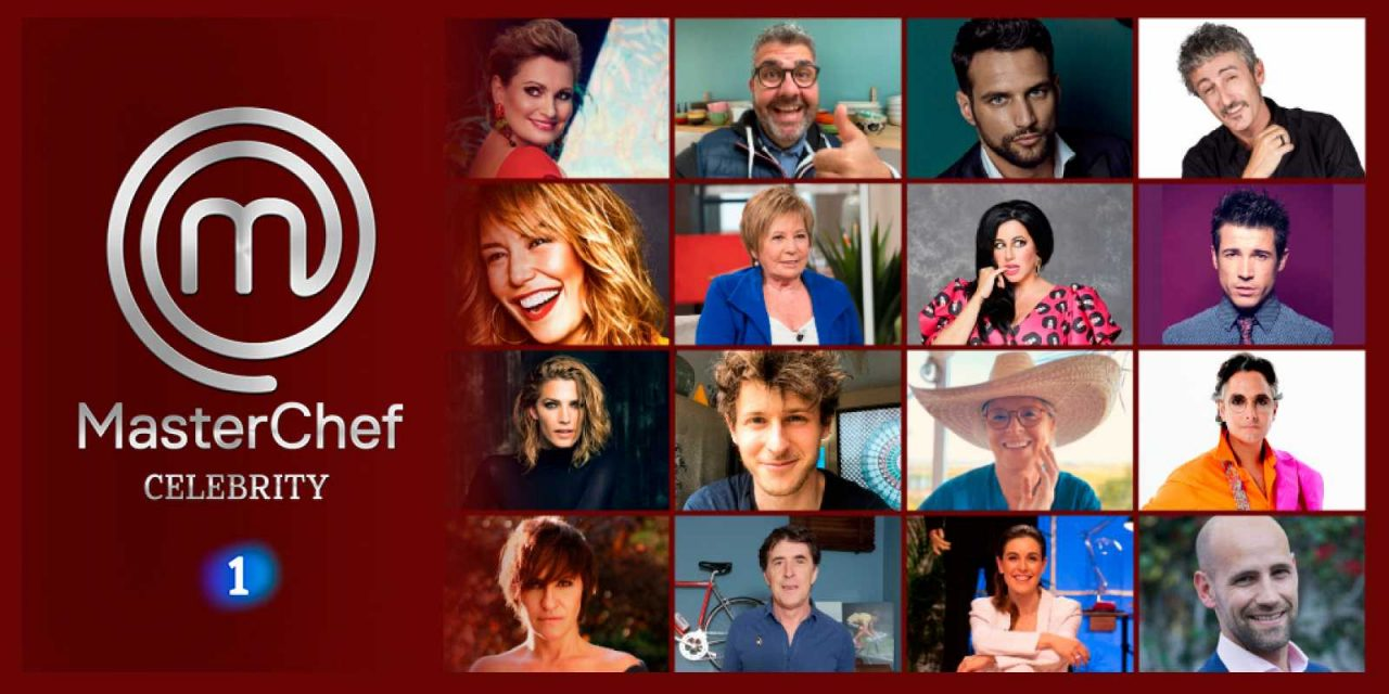 'MasterChef Celebrity 5' completa su casting