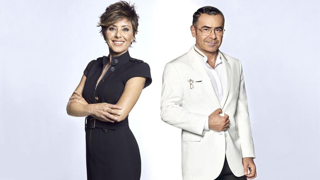 Jorge Javier Vázquez y Sonsoles Ónega presentarán 'La casa fuerte', el nuevo 'reality' de Telecinco