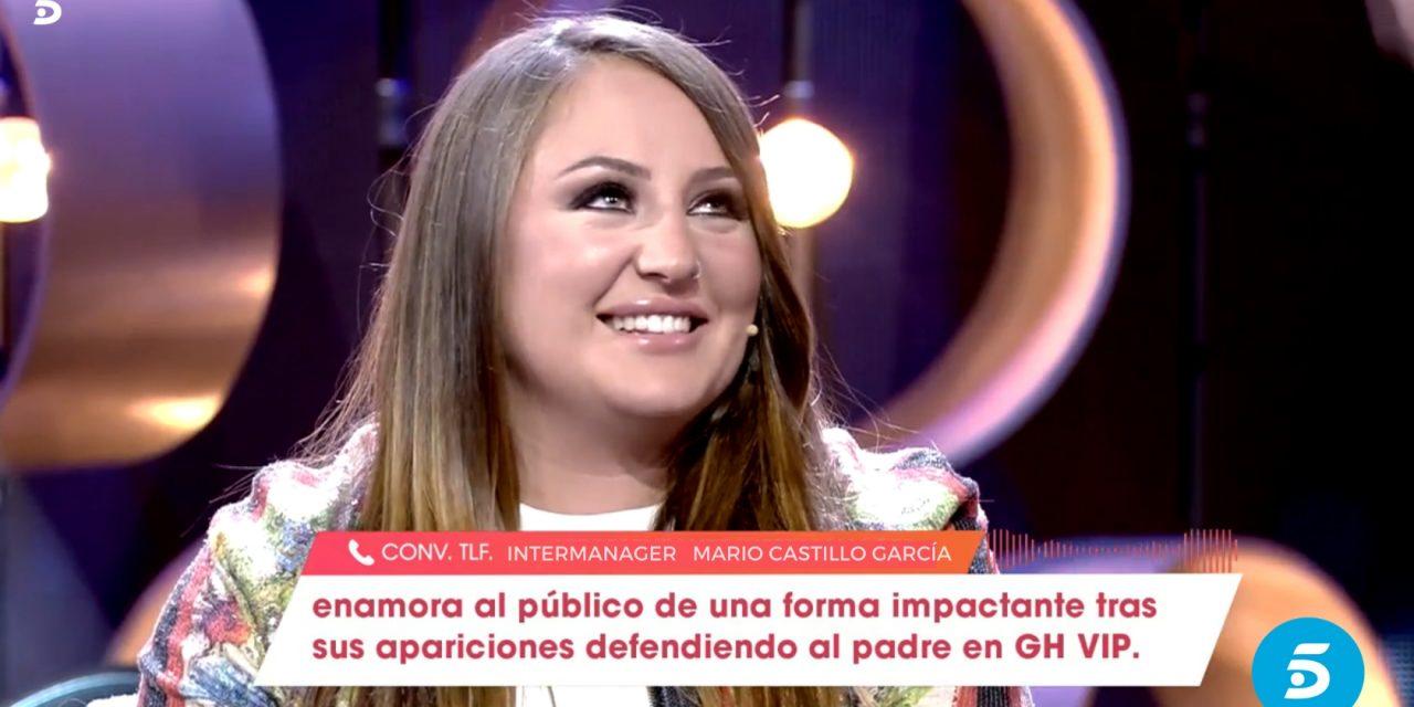 Gracias al informe de Mario Castillo García, el programa Viva la Vida desvela los ingresos generados por Antonio David y su hija Rocío en televisión