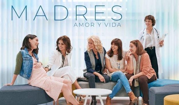 ¿Cuántos capítulos tiene la serie 'Madres. Amor y vida' de Telecinco?