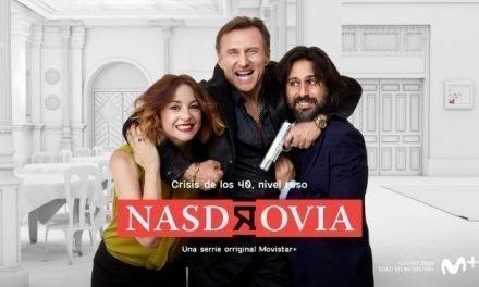 ¿Cuántos capítulos tiene 'Nasdrovia', la serie de Movistar?