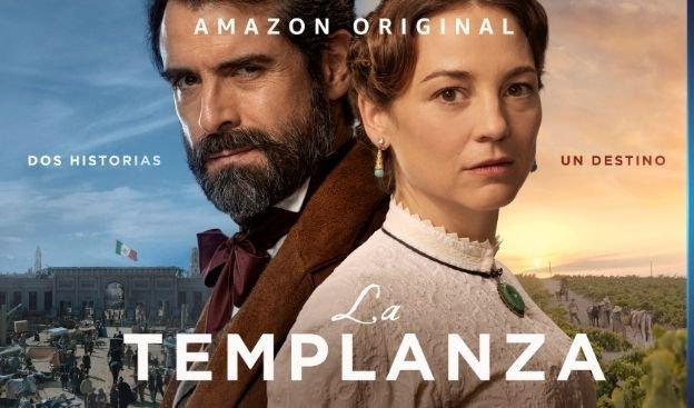 ¿Cuántos capítulos tiene 'La Templanza', la serie de Amazon Prime Video?