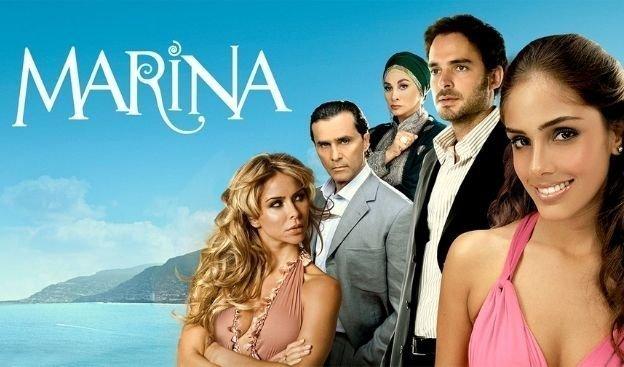 ¿Cuántos capítulos tiene 'Marina', la telenovela de Nova?