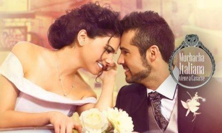 ¿Cuántos capítulos tiene 'Muchacha italiana viene a casarse', la serie de Nova?