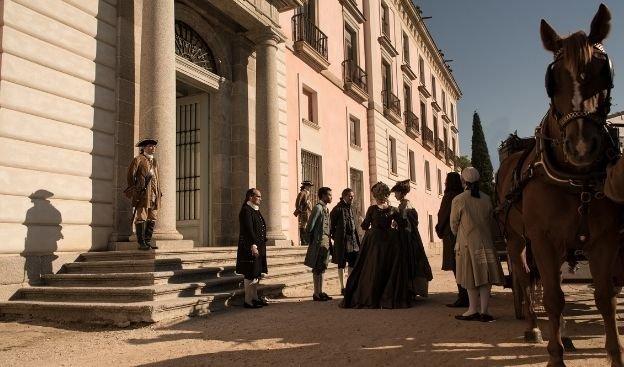 ¿Dónde está el Palacio de Castamar de 'La Cocinera de Castamar'?