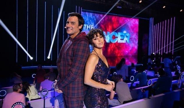¿Quiénes son los presentadores de 'The Dancer'?