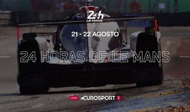 Comentaristas de las 24 Horas de Le Mans en Eurosport