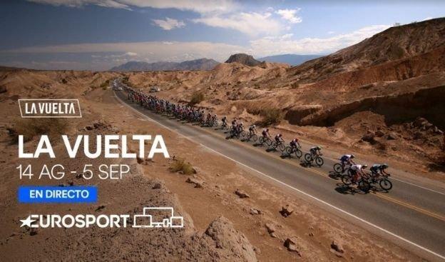 Amplio equipo de comentaristas en Eurosport para la Vuelta España 2021
