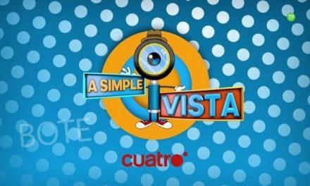 ¿Cómo participar en el concurso 'A simple vista' de Cuatro?