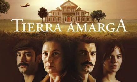 ¿Cuántos capítulos tiene 'tierra amarga', la serie turca de antena 3?